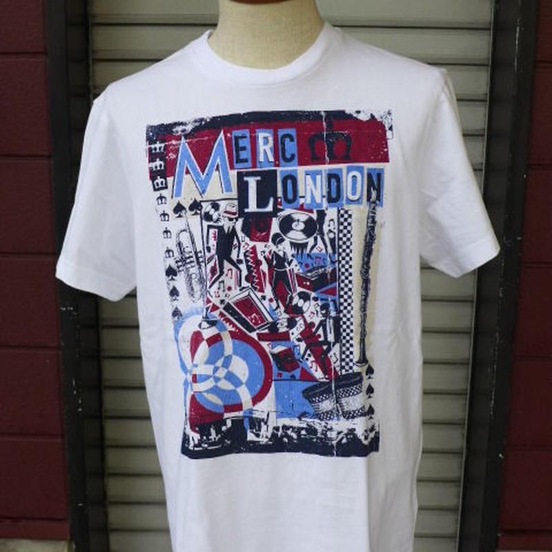 メルクロンドンLOMER Tシャツ