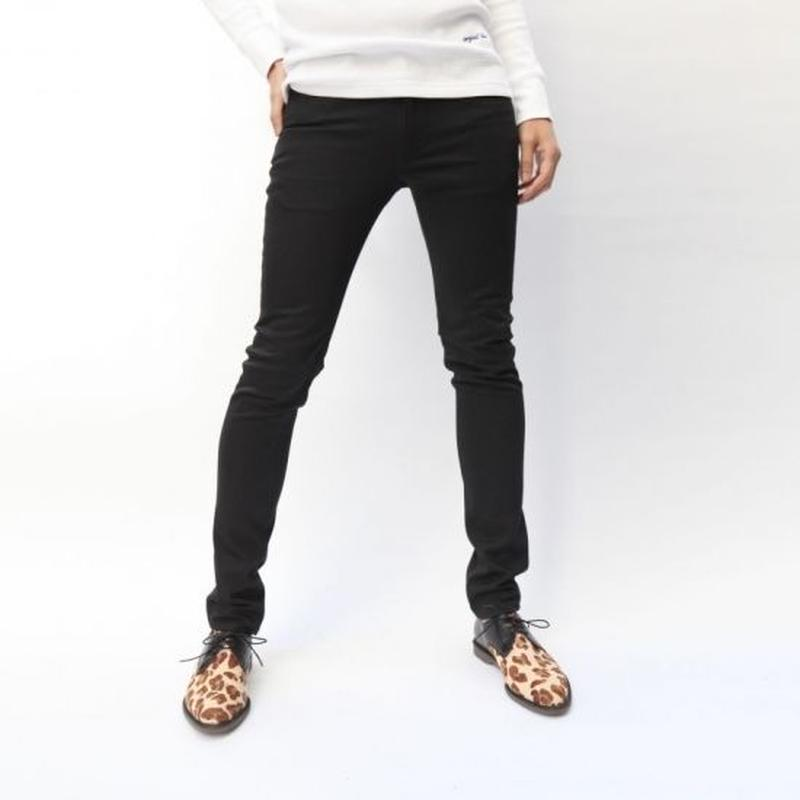 オリジナルJOHN SKINNY PANTS BLACK