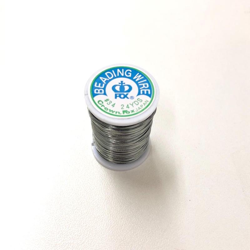糸針金ワイヤー #34 シルバー 1巻