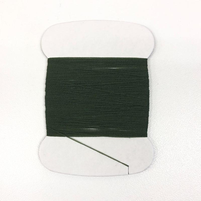 ナイロン糸 緑 1ケ入
