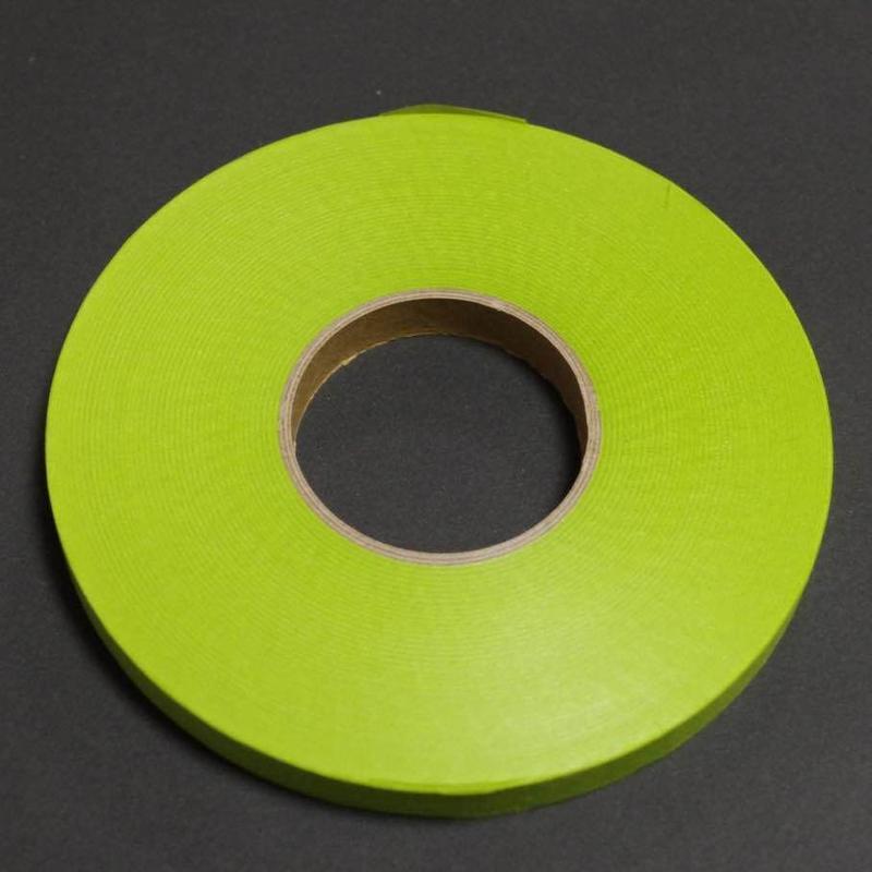 紙テープ 9mm 【ヒワ 】1巻/1袋