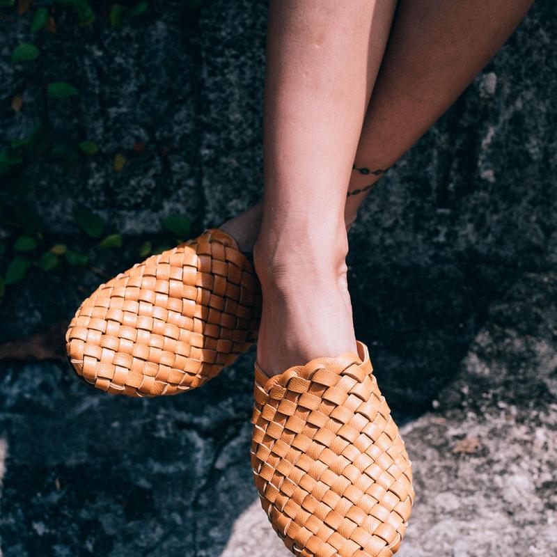 TBC Select / Woven Sandal by Mila The Label