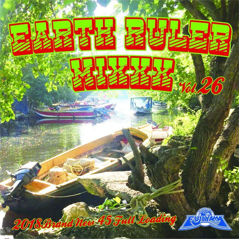 FUJIYAMA 「EARTH RULER MIXXX vol.26」Mixed by ACURA