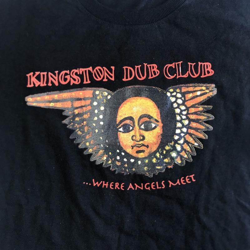 レア!ジャマイカ直輸入 KINGSTON DUB CLUB Tシャツ!【数量限定】