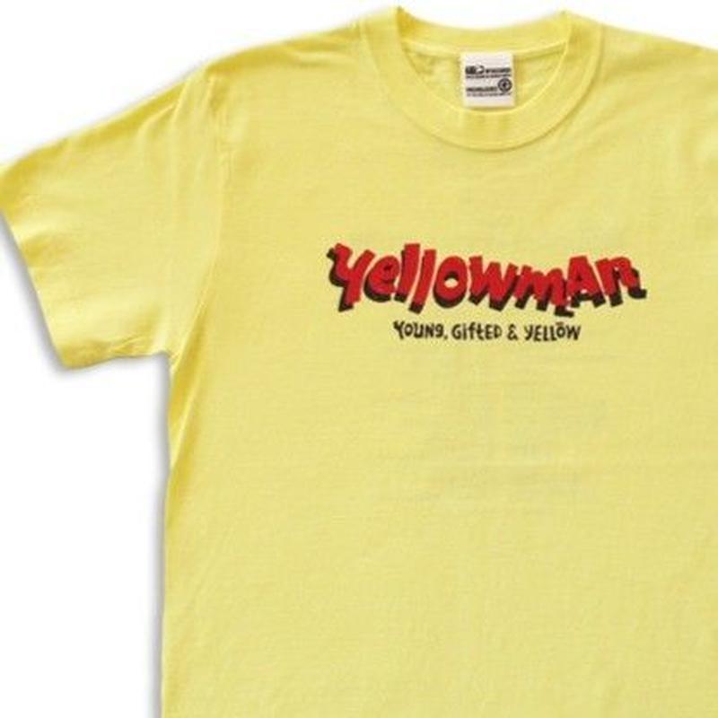 デッドストック 激レア「 YELLOWMAN TEE -REGGAE ANTHOLOGY - 」