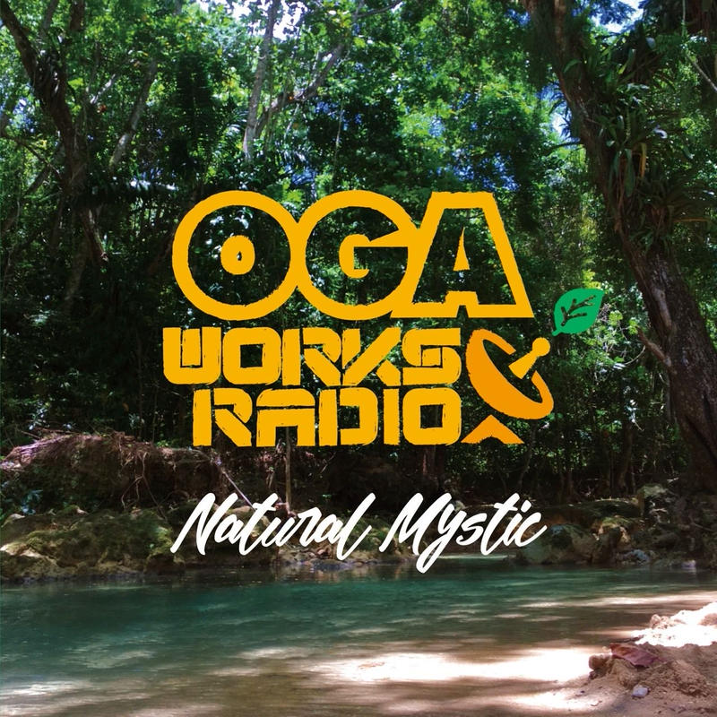 OGA [JAH WORKS]/  OGA WORKS RADIO MIX VOL.12 – NATURAL MYSTIC –