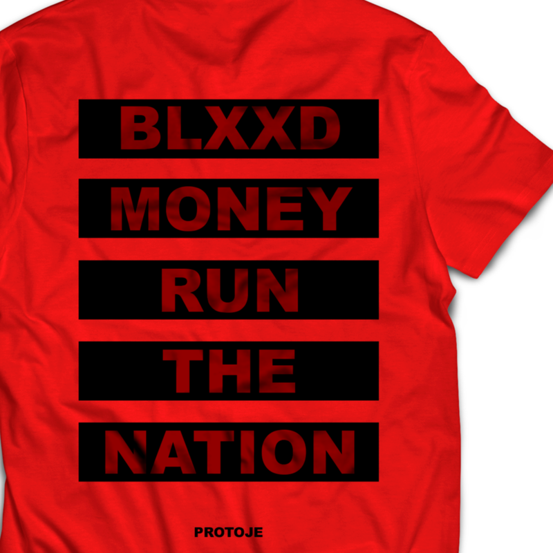 ジャマイカ直輸入  PROTOJE 【Run the Nation】T-SHIRTS
