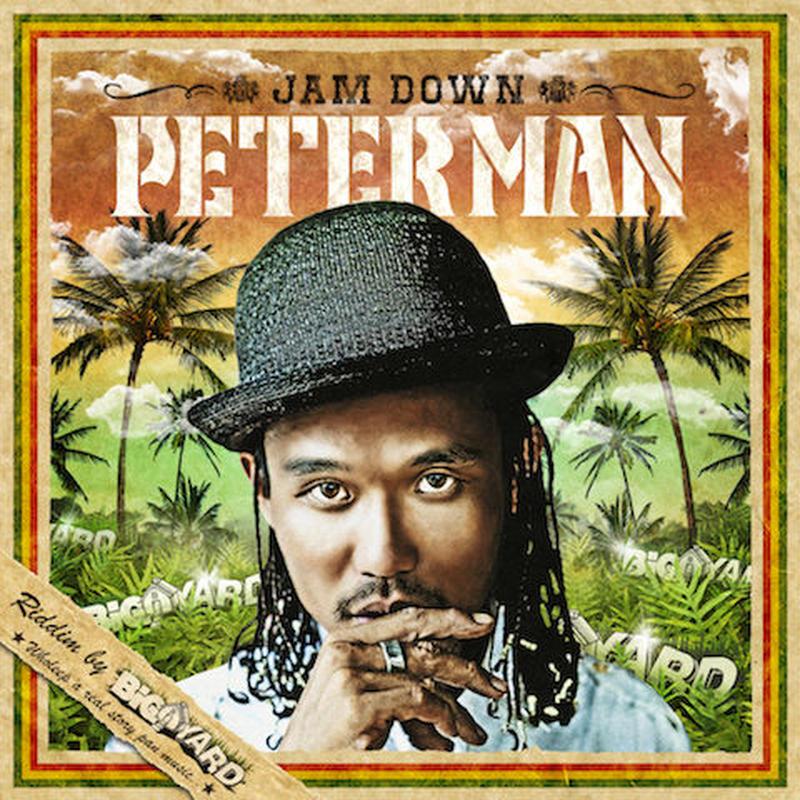 BUSH HUNTER「PETER MAN / JAM DOWN 」