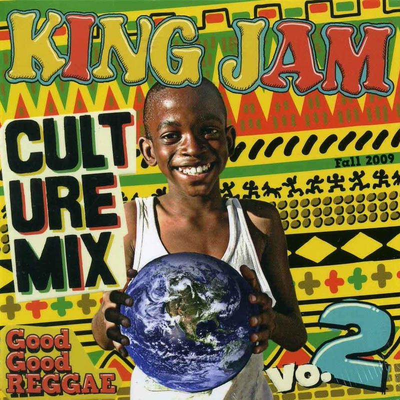KING JAM 「CULTURE MIX VOL.2」