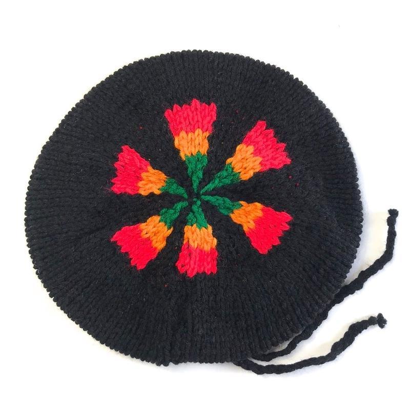 ジャマイカ直輸入!JR GONGと同じデザイナーが作ったハンドメイドタム(ニット帽)