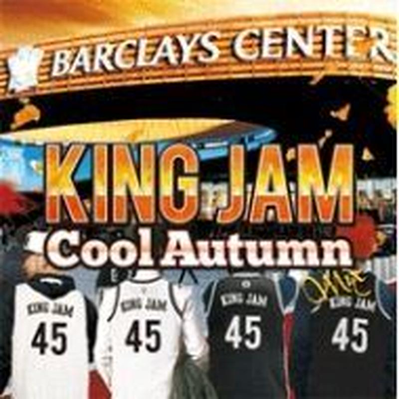 KING JAM 「COOL AUTUMN MIX」