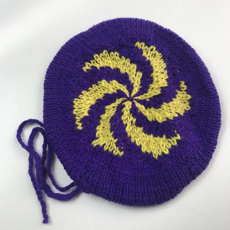ジャマイカ直輸入!ハンドメイドタム(ニット帽)