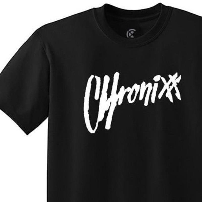 ジャマイカ直輸入  CHRONIXX【Chronixx 】T-SHIRTS  BLACK