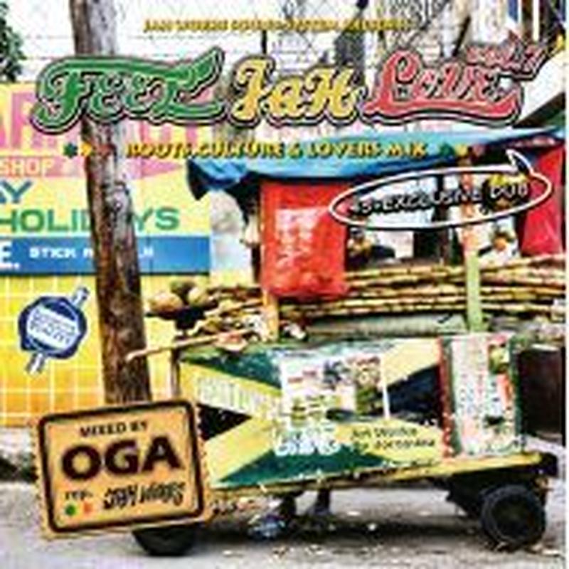 OGA [JAH WORKS]/FEEL JAH LOVE VOL.7