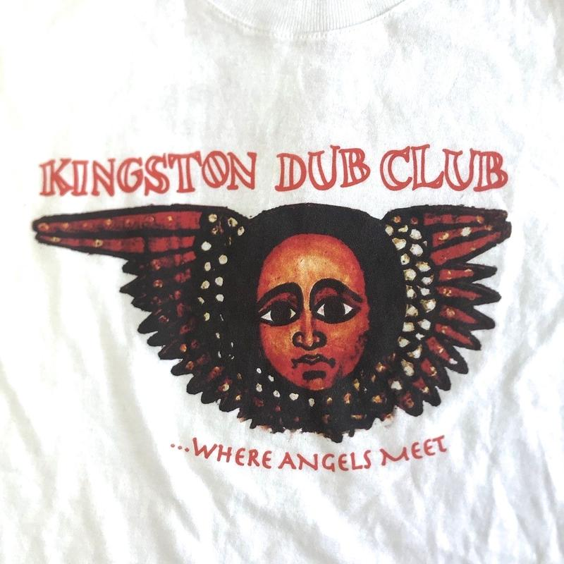 レア!ジャマイカ直輸入 KINGSTON DUB CLUB Tシャツ!【1枚限定】