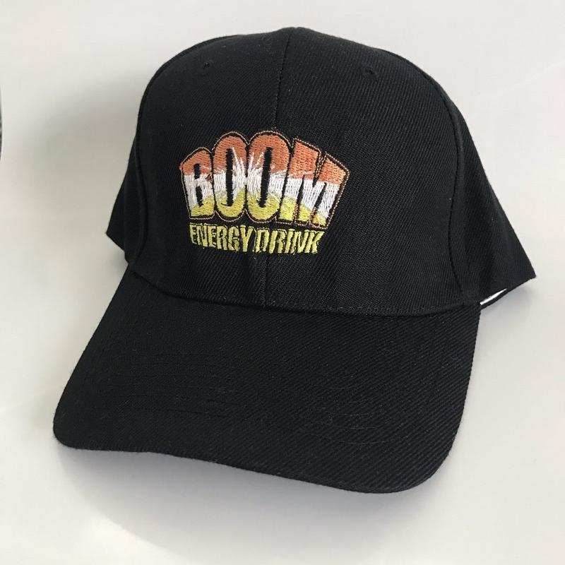 再入荷!激レア!JAMAICA ENERGY DRINK「BOOM!」の現地非売品CAP