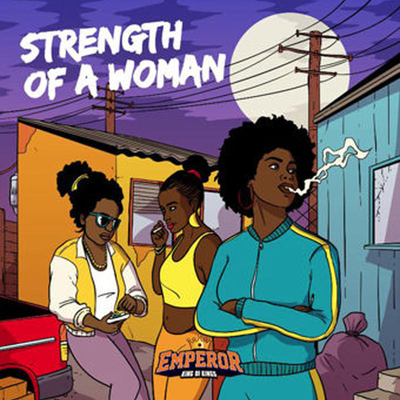 EMPEROR( YO-CHANG ) 「STRENGTH OF A WOMAN」