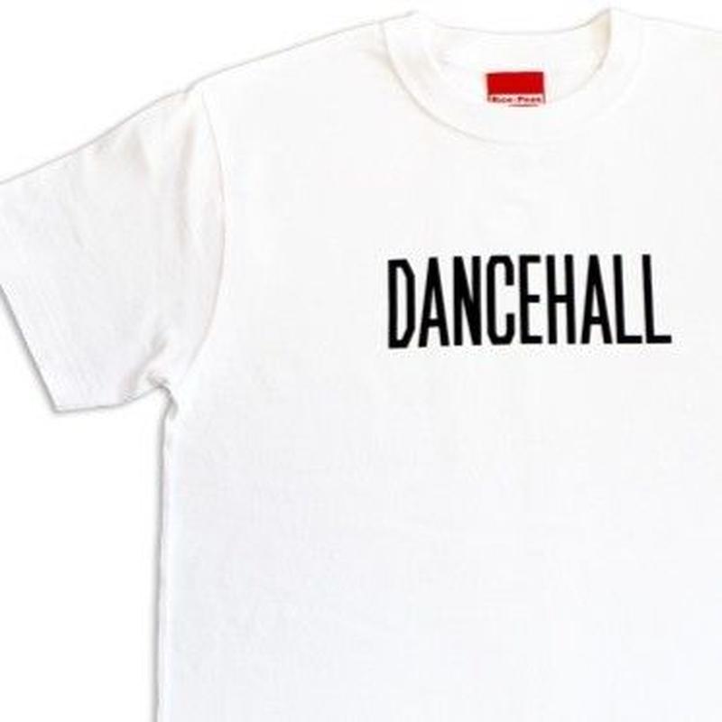 デッドストック レア「DANCEHALL  - HISTORY OF JAMAICAN MUSIC TEE-」缶バッチ付き