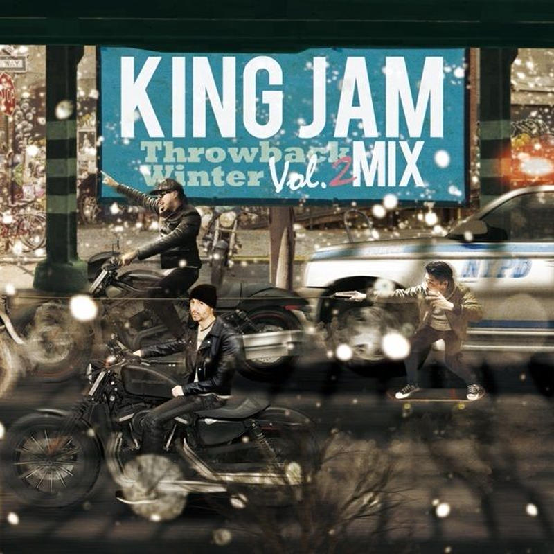 KING JAM 「THROWBACK WINTER MIX VOL.2」