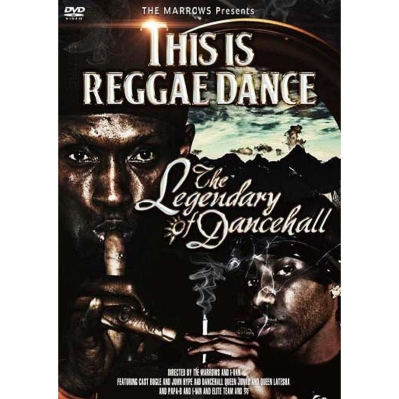再入荷!I-VAN「THIS IS REGGAE DANCE -THE LEGENDARY OF DANCEHALL- 〜ダンスホールのレジェンド達〜 」(DVD)