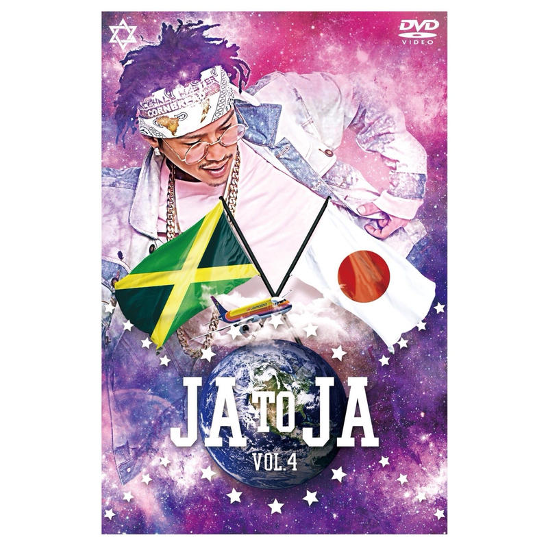 JAKEN「JAKEN a.k.a. CORN BREAD / JA to JA vol.4」(DVD)