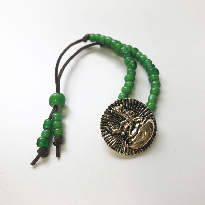 Animal bracelet (Hippopotamus)