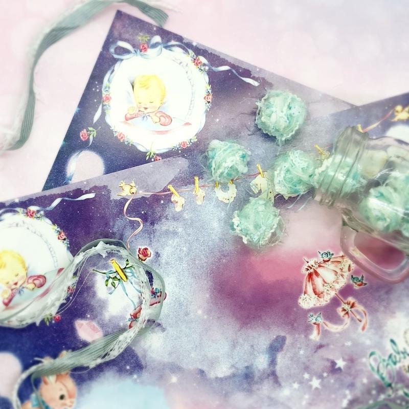 №3 Galaxybaby pepar