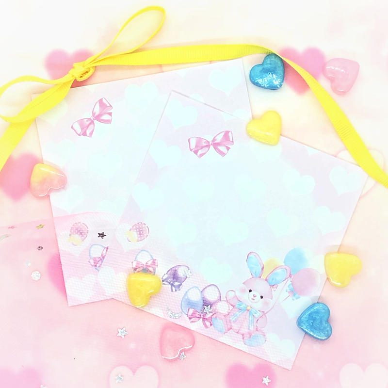 No.62 lovely Easter memo