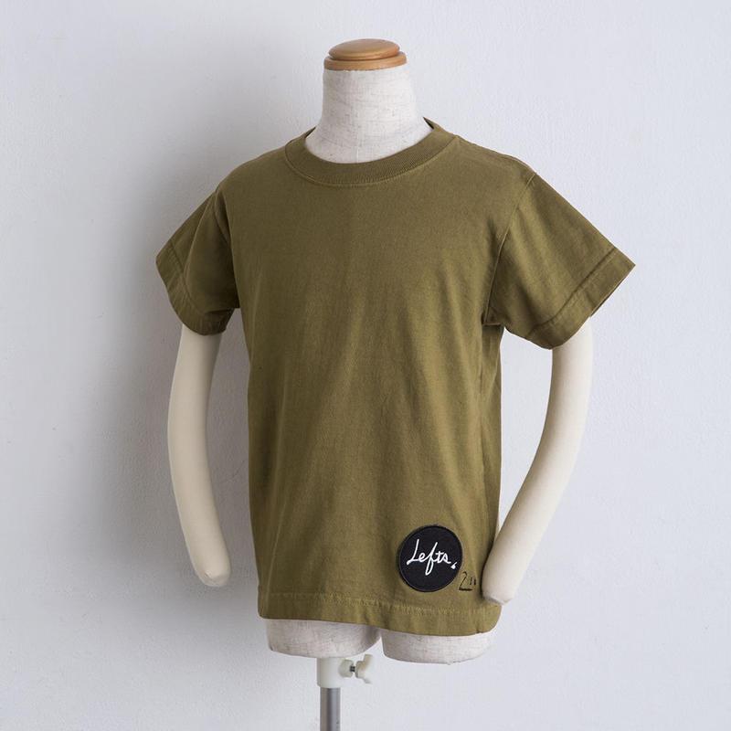 染 Tshirts (カーキ)
