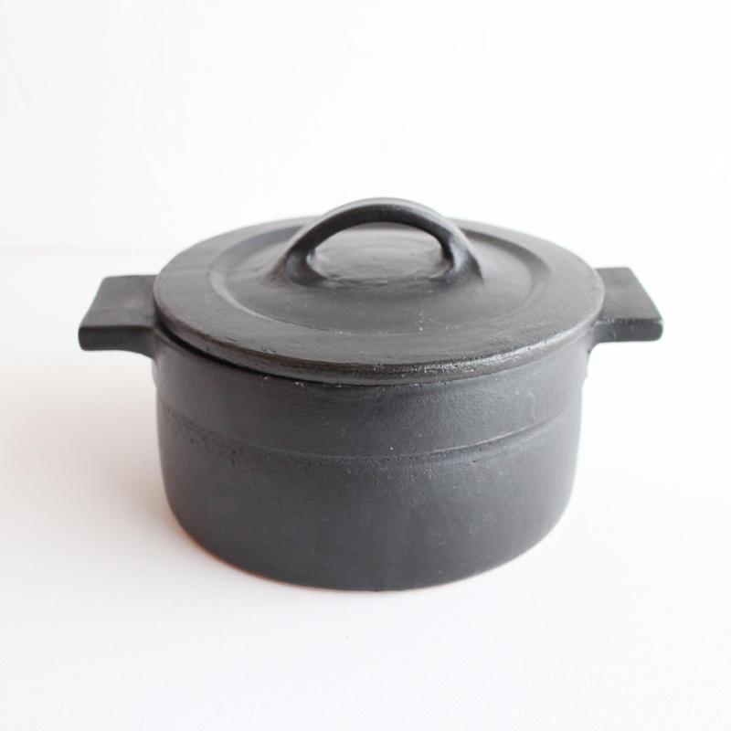 鈴木環 土鍋(小)