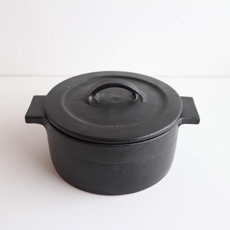 鈴木環 土鍋(中)