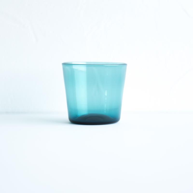 グラス【ブルー】