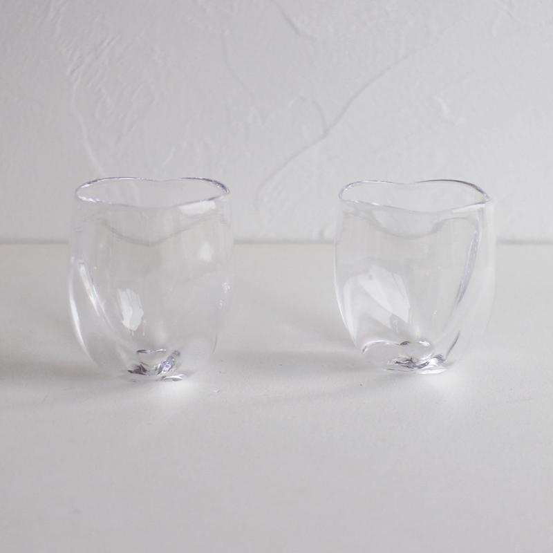 Bamboo glass つぼみグラス