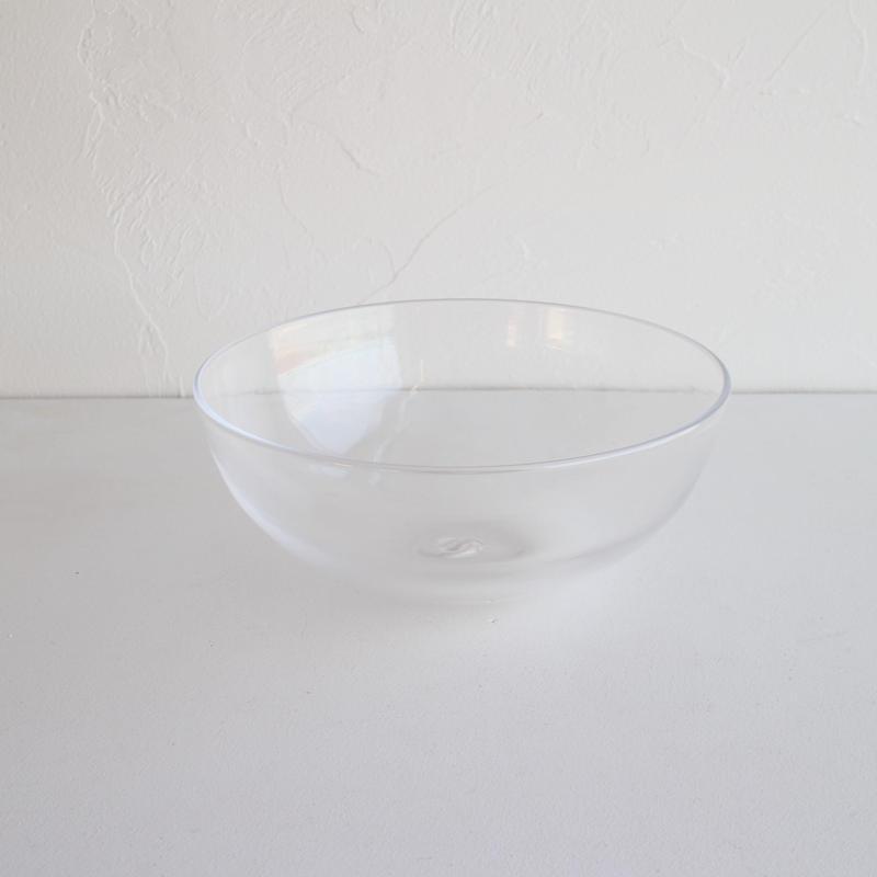 三浦侑子 ガラス大鉢