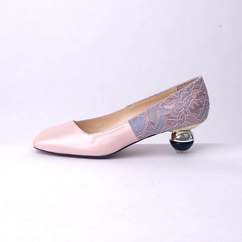 toy heel パンプス**ピンク**22.0・22.5・24.5・25.0