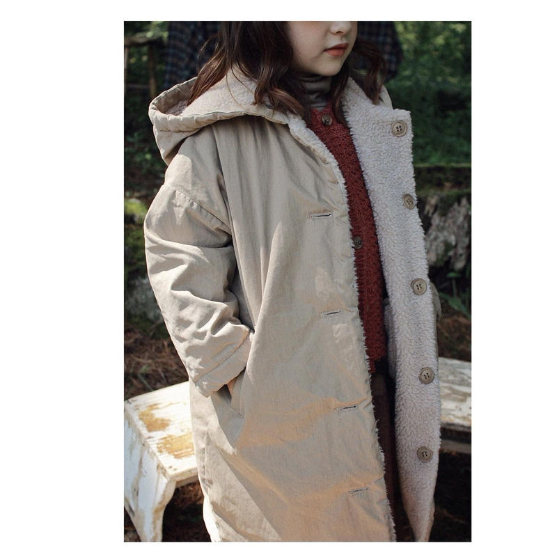 LAST1 / 50%OFF SALE / Landry reversible coat