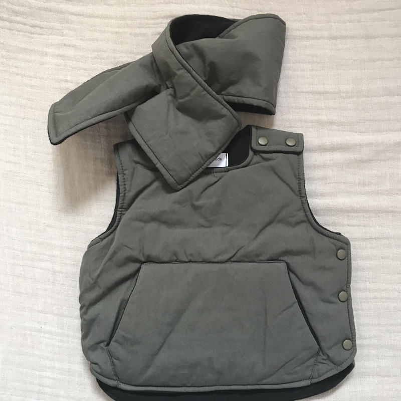 LAST1 / 50%OFF SALE / nylon vest