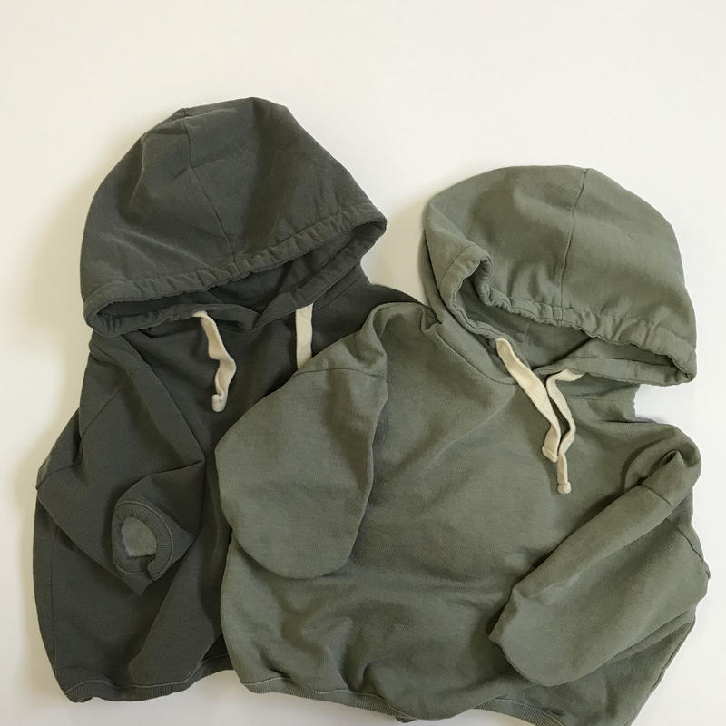 Thin  hoodie