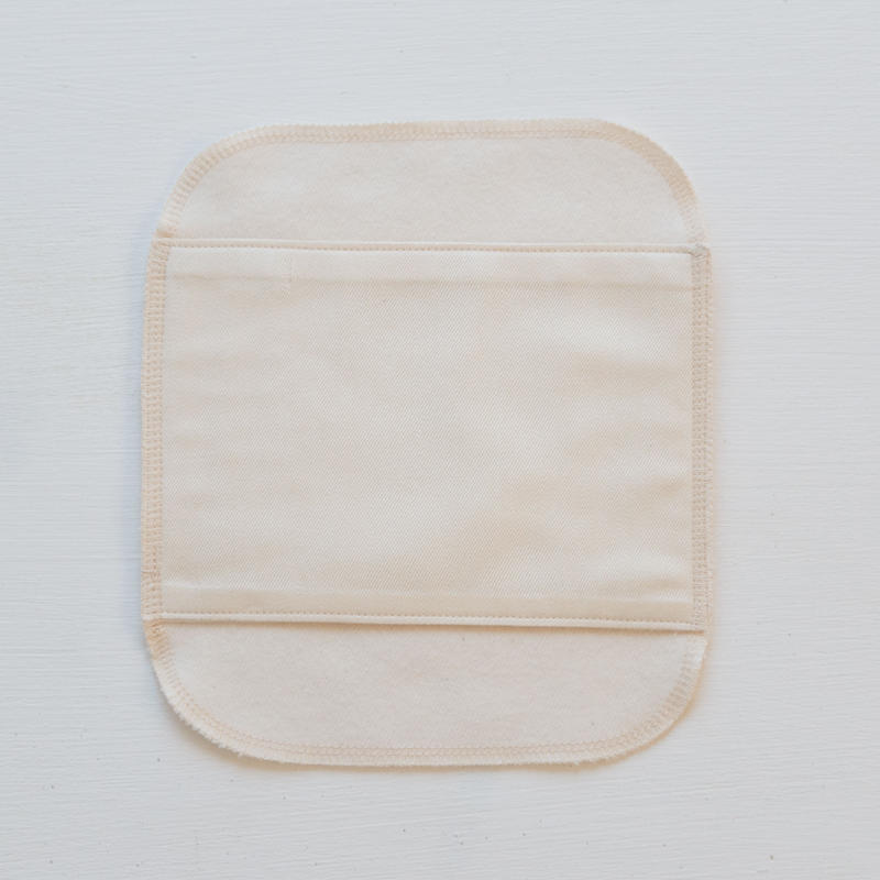 Peace Silk  Sanitary  布ナプキン Square  S