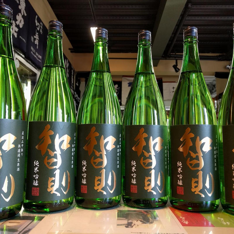 1.8L  H30BY・ 島根  月山  智則  直汲み 中取り  純米吟醸生原酒