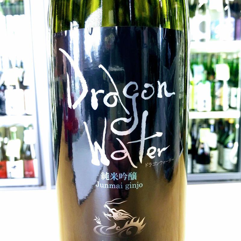 720ml  白龍  DRAGON WATER  夏酒  純米吟醸