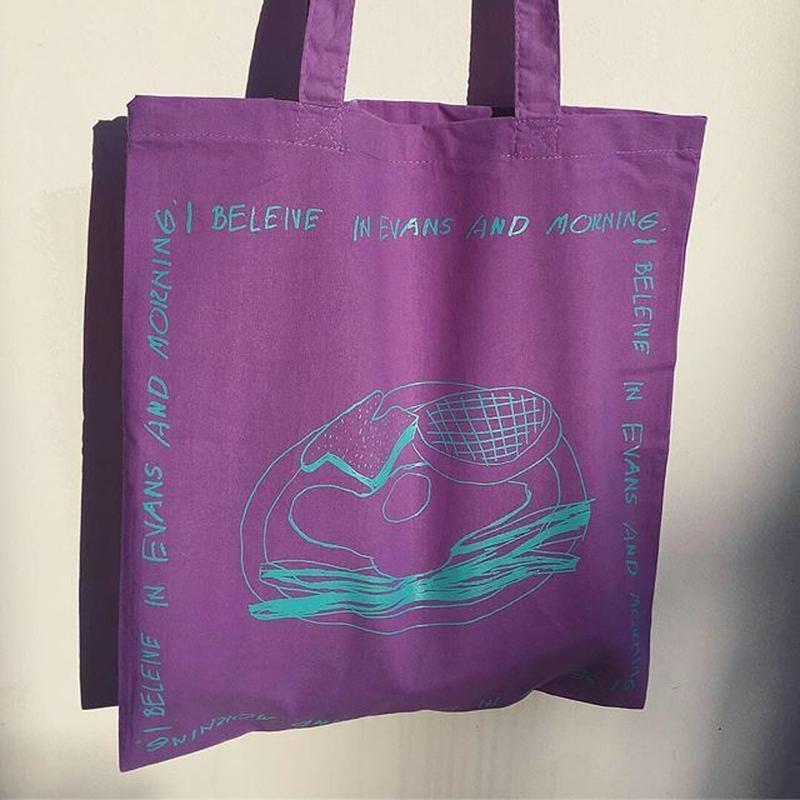 MORNING UKABU bag_PURPLE [limited for TAIPEI]