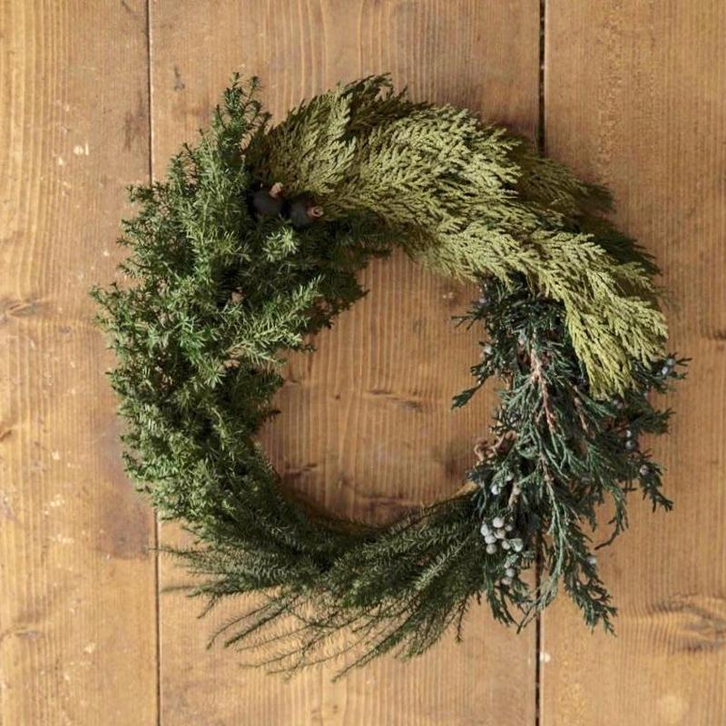 Go hug the tree wreath