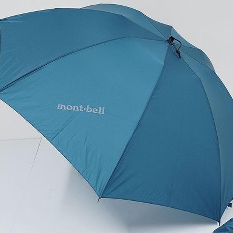 FA1736 mont-bell モンベル 折傘 USED極美品 トレッキングアンブレラ 55cm 男女兼用 中古 ブランド