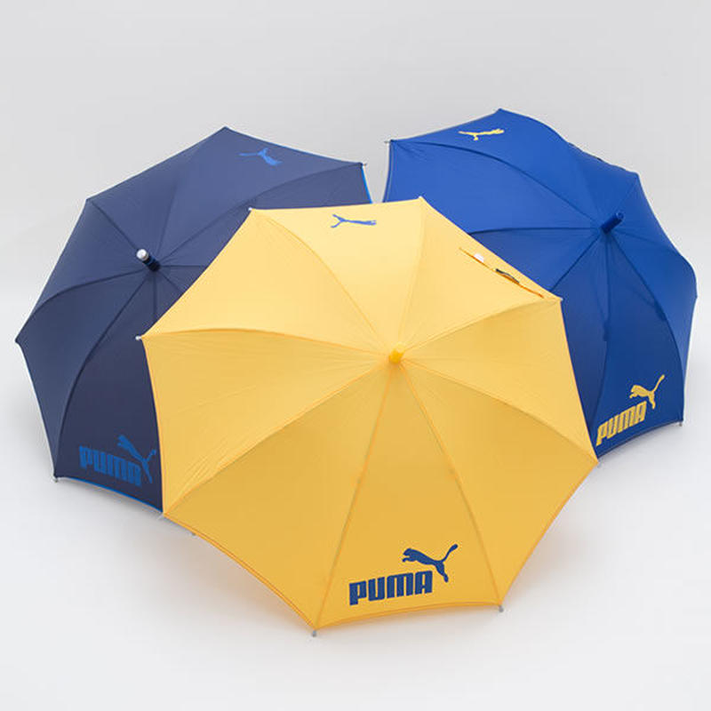 こども用 プーマの傘 50cm/長傘 [PS750BB NB/YB/BY]