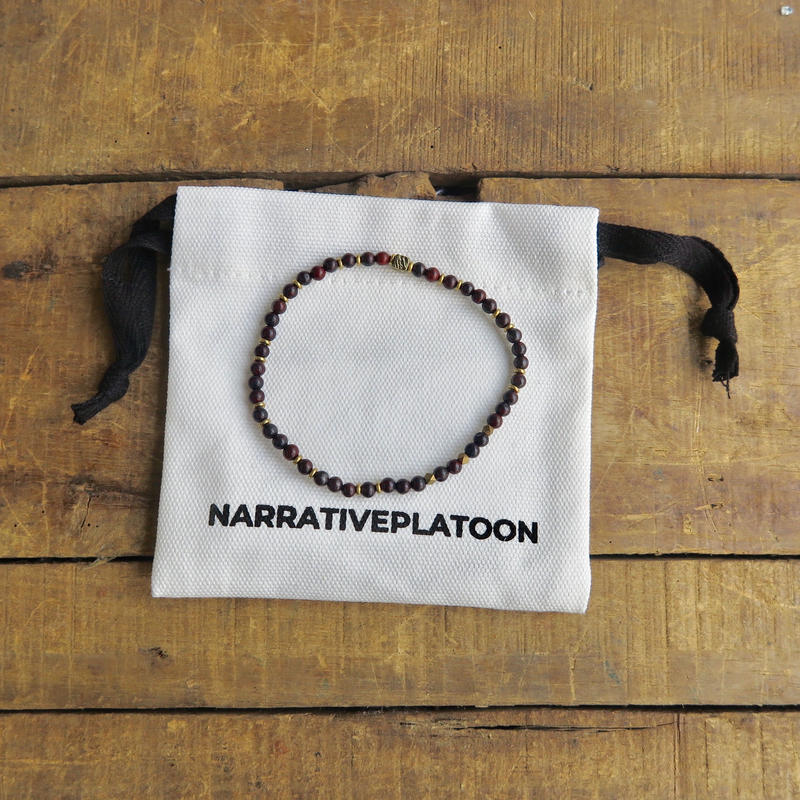 NARRATIVE PLATOON WALL ANCLET  レッド
