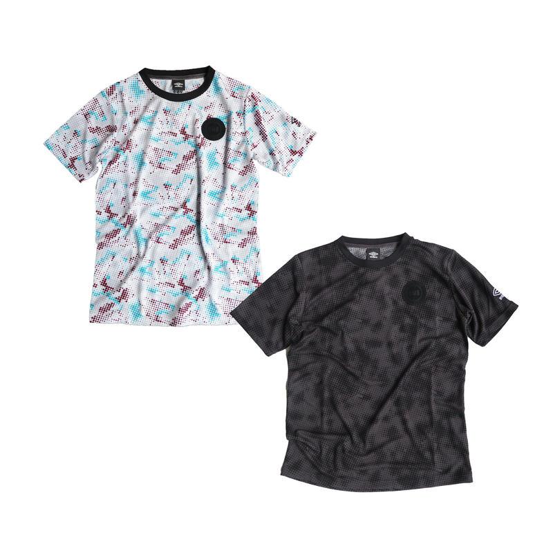umbro グラフィックSSシャツ