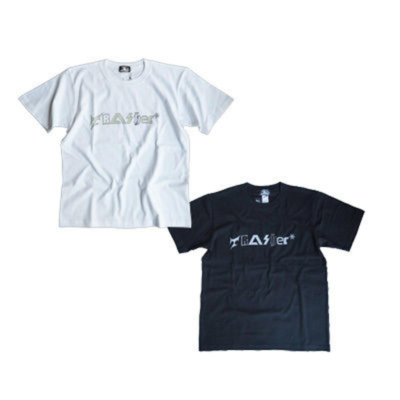 montage boxlogo throw TRASHER TEE