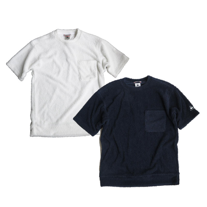 le coq sportuf le urbanstyle  パイルTシャツ