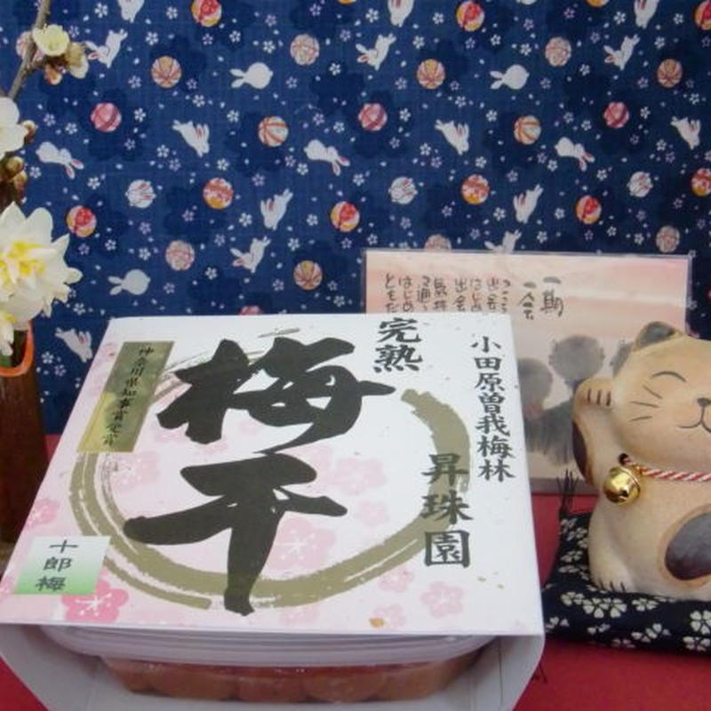 十郎梅干450g入り 【小田原曽我梅林産】